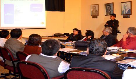 Iniciaron las Prejornadas Curriculares 2013