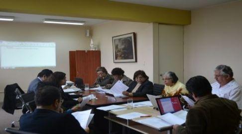 Prejornadas Curriculares: Facultades inician preparación de las jornadas Curriculares 2013