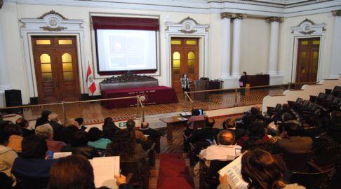 San Marcos inicia  Jornadas Curriculares 2013