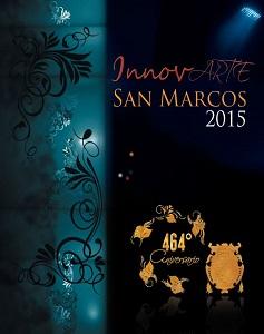 Catálogo InnovArte San Marcos 2015