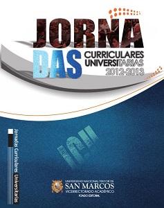Jornadas Curriculares Universitarias 2012-2013