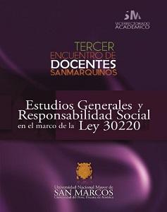 Tercer Encuentro de Docentes Sanmarquinos