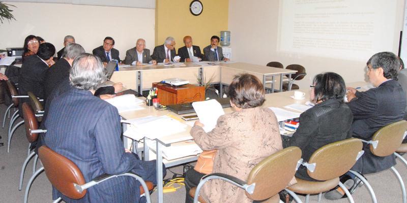 Decanos participarán en reunión sobre Proyecto de Reglamento de Ingreso a Carrera Docente
