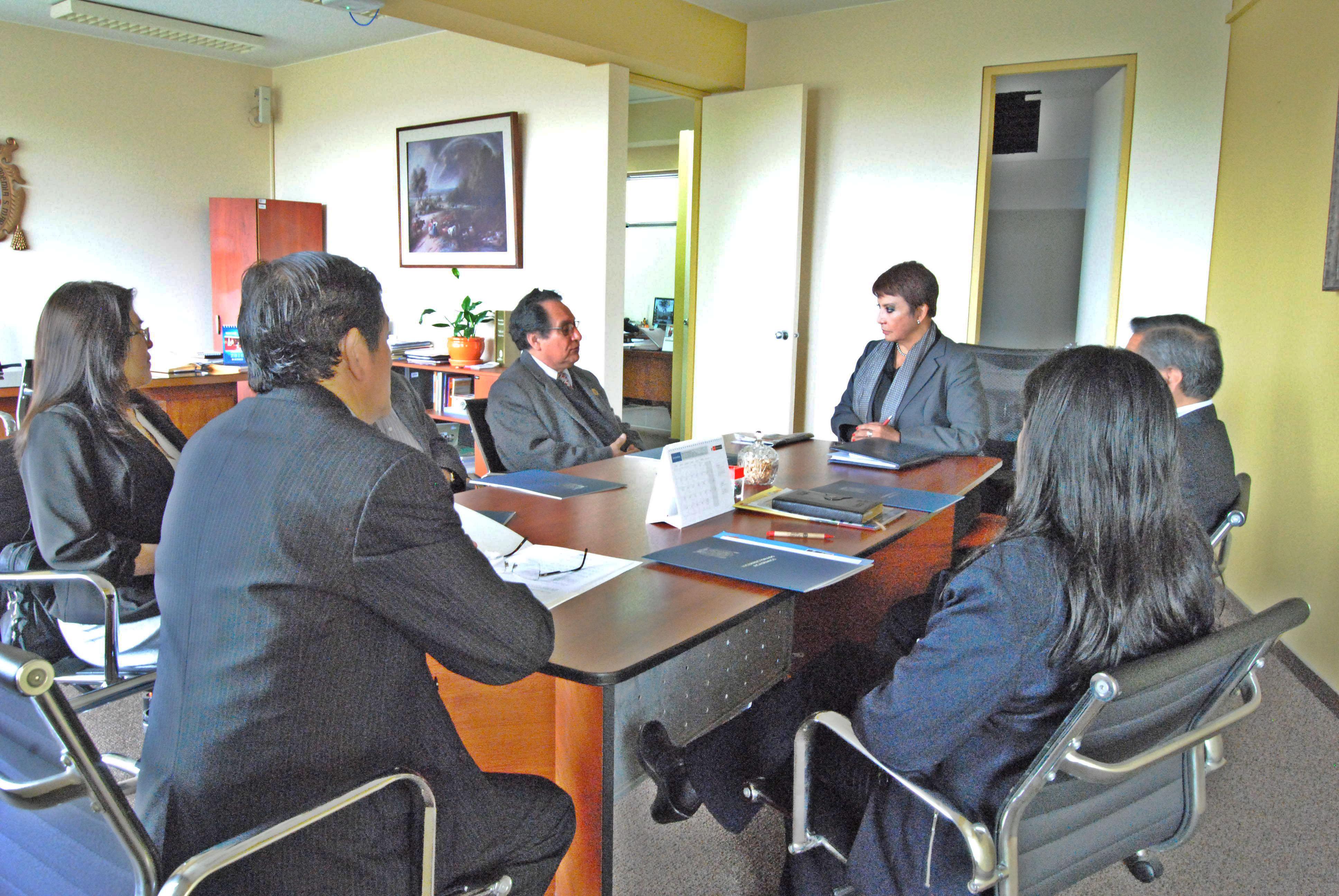 Vicerrectora Académica de Pregrado se incorpora a sus actividades en UNMSM