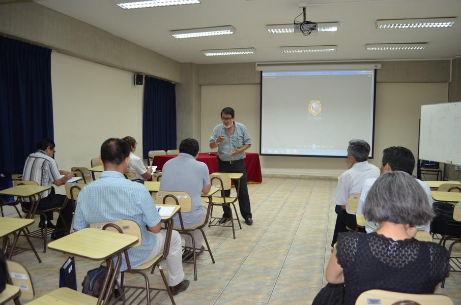 Se iniciaron charlas de inducción docente en la UNMSM